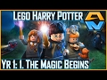 LEGO Harry Potter Collection Year 1 - Chapter 1 - THE MAGIC BEGINS!