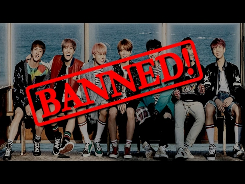 New BTS Song Banned By KBS