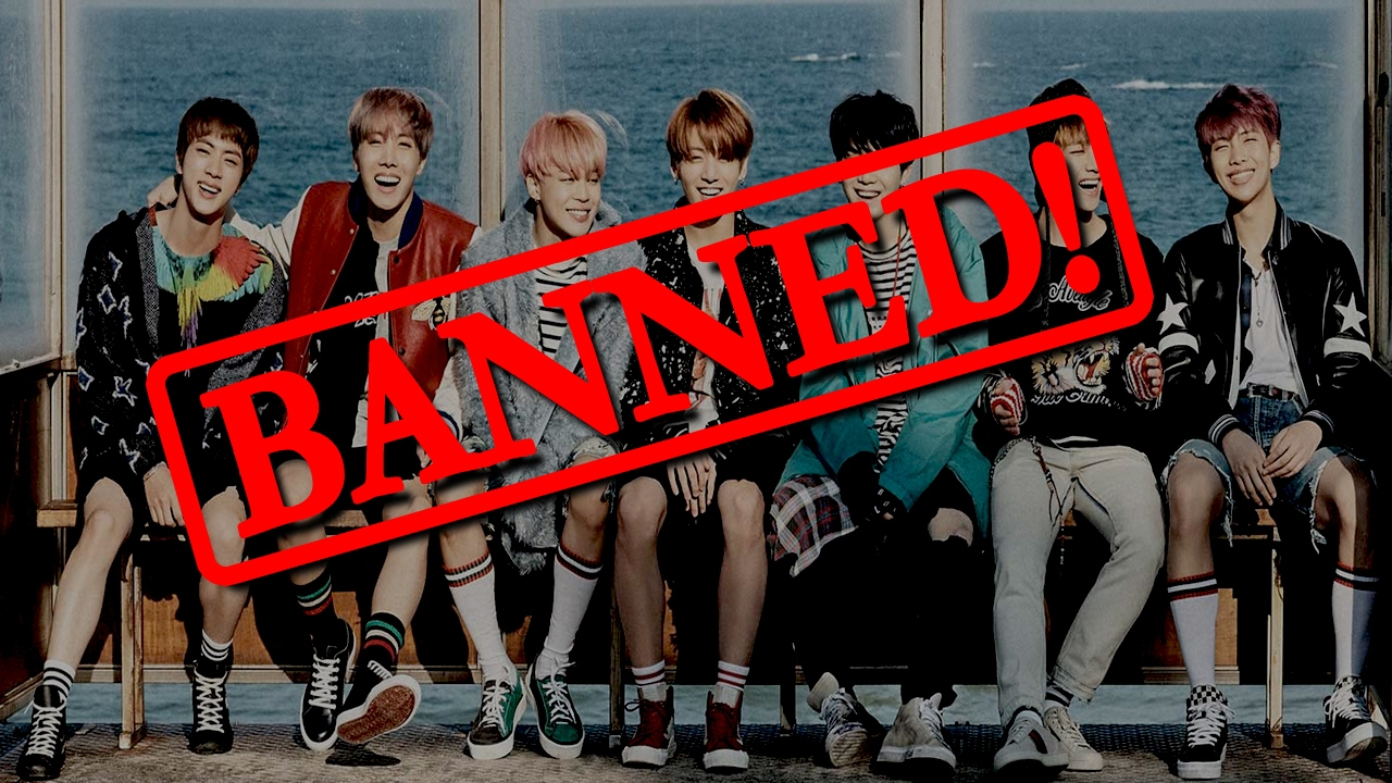 New BTS Song Banned By KBS - YouTube