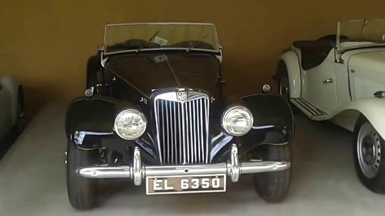 Collection of Antique Cars in Sri Lanka 01 - YouTube