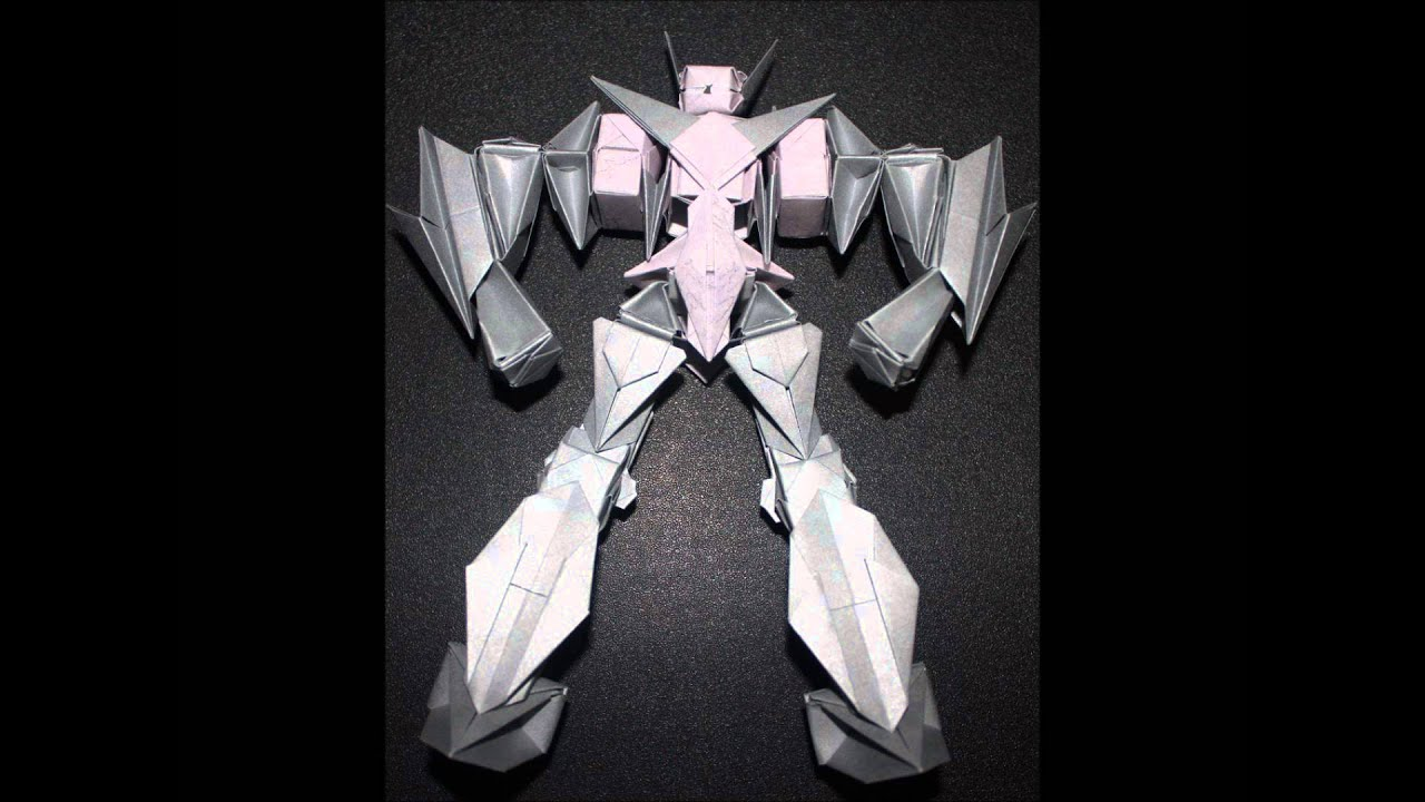 Origami Robot 6