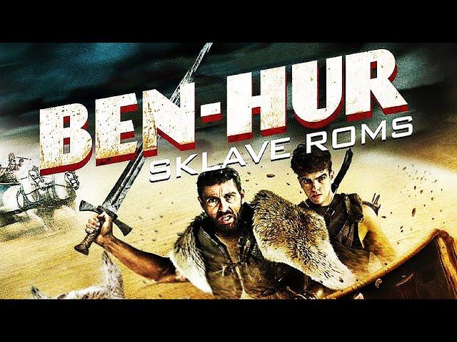 Ben Hur – Sklave Roms (ACTION/ABENTEUER I ganze Spielfilme auf Deutsch, Film in voller Länge)  *4K*