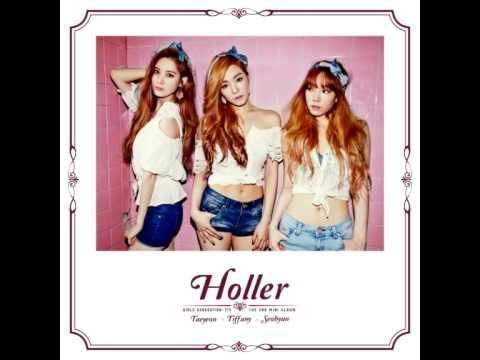 TTS (소녀시대-태티서) - Holler (Full album)