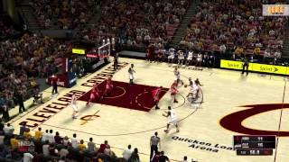 NBA 2K15 / XBOX 360 / Gameplay / Обзор игры / HD 1080