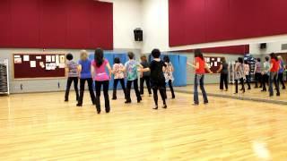 Hasta La Vista Senora - Line Dance (Dance & Teach in English & 中文)