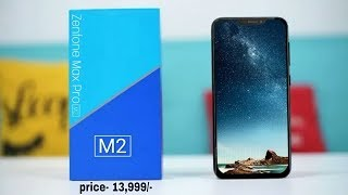 Asus zenfone max Pro m2 First looks- price, features, release date? Realme U1 killer??
