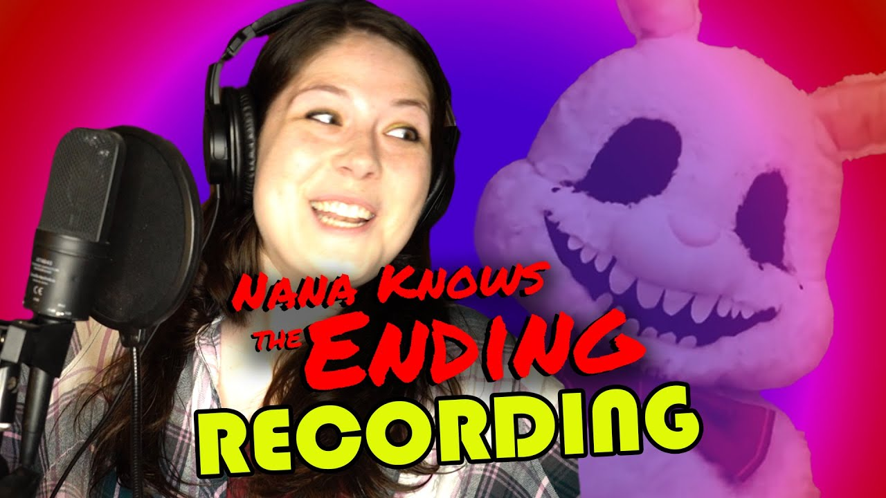 Recording NANA KNOWS THE ENDING: A Mr. Hopp's Playhouse Song