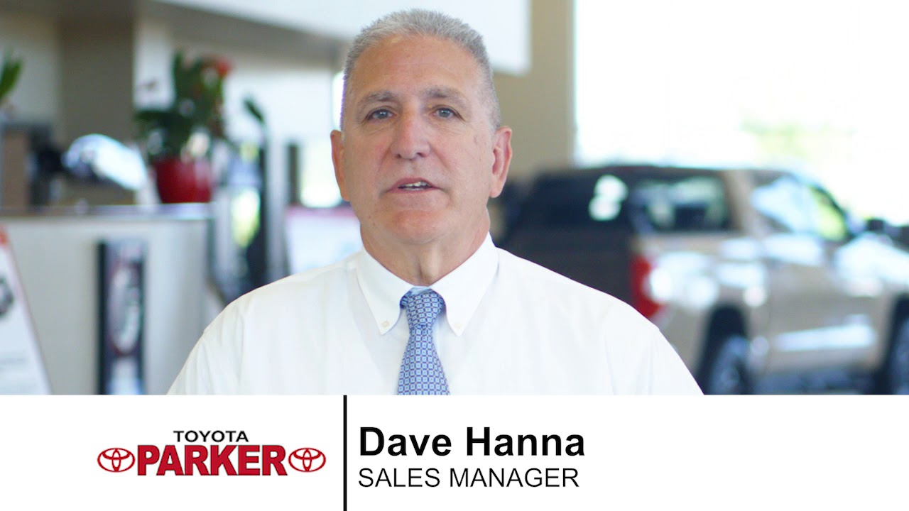Auto Credit Sales >> Dave Hanna Sales Manager Parker Auto Credit Youtube