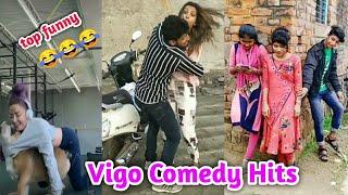 Vigo comedy hits|| today new viral video||new Vigo video|| superhit new Vigo mix comedy video