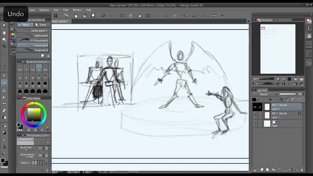 Line Art Software Free Download : How to draw storyboards youtube