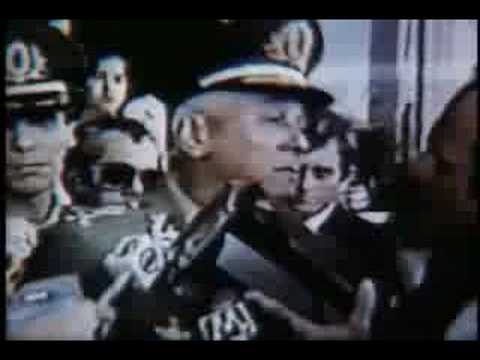 Liberdade de Imprensa no Brasil - General Newton Cruz