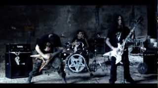 DEATHCRUSH - Collective Brain Infektion (official videoclip)
