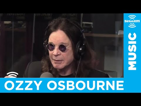 """Ozzy Osbourne """"Programs About Drugs? That's All I Watch"""" // SiriusXM // Opie & Anthony"""