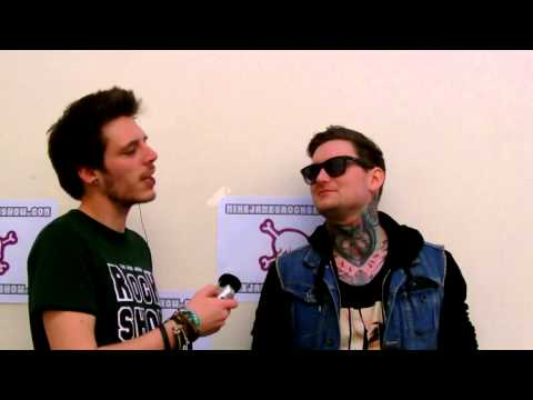 Glamour Of The Kill Interview - Takedown Festival 2014