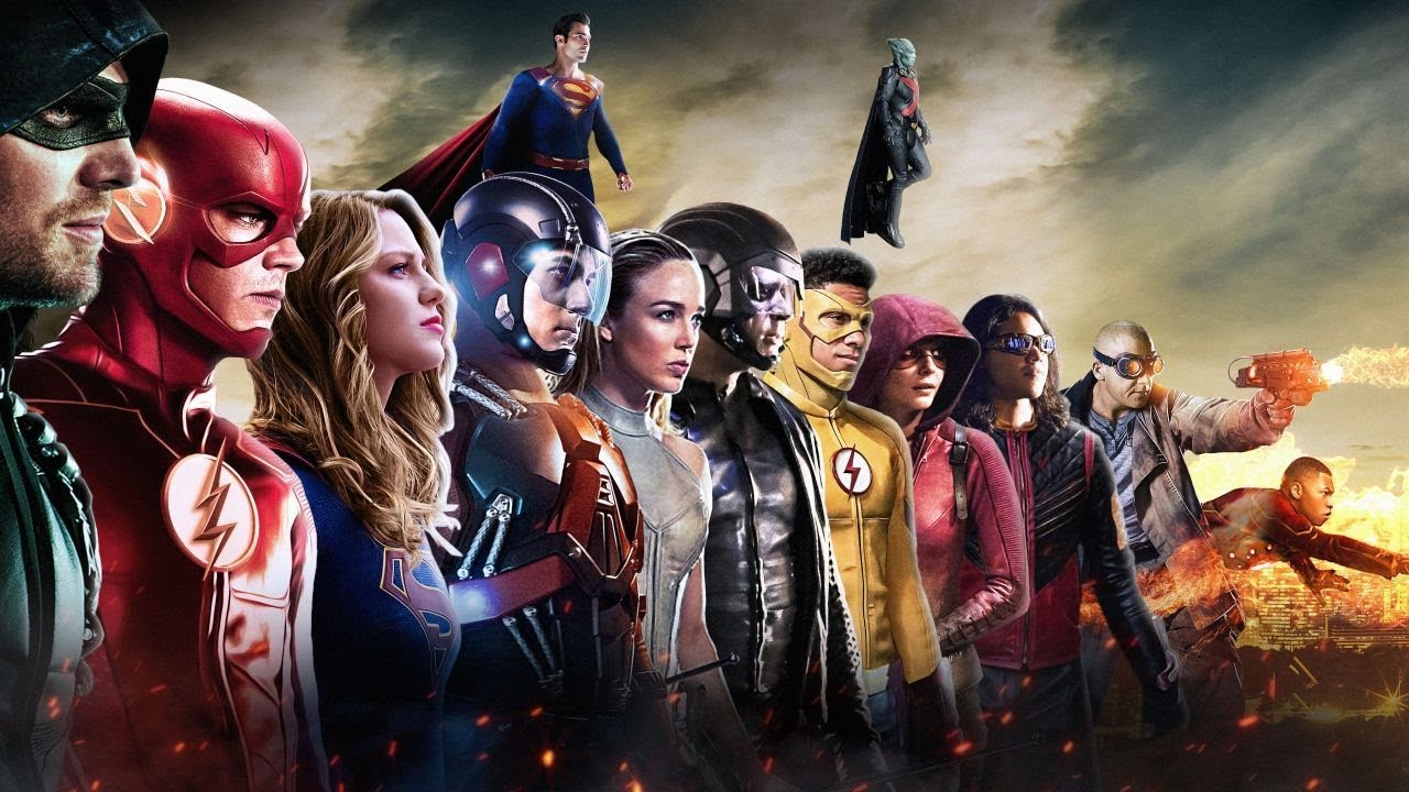 Download Top 5 DC serials