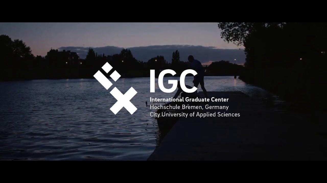 international graduate center bremen - Hochschule Bremen Bewerbung