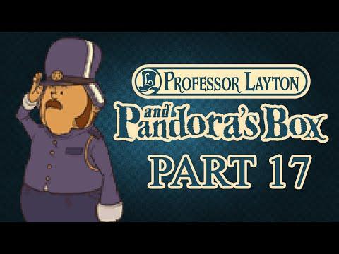 Professor Layton and Pandora's Box — Part 17 — Scrap Hunt
