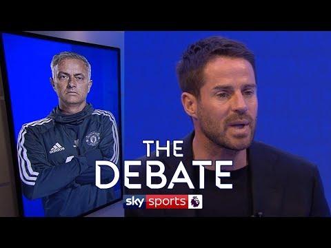 Jose Mourinho to manage PSG?! | Jamie Redknapp & Ian Wright | The Debate