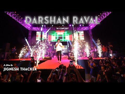 Darshan Raval Live In Concert   Kamariya   Gandhinagar
