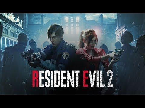 RESIDENT EVIL 2 REMAKE -  Original Soundtrack OST