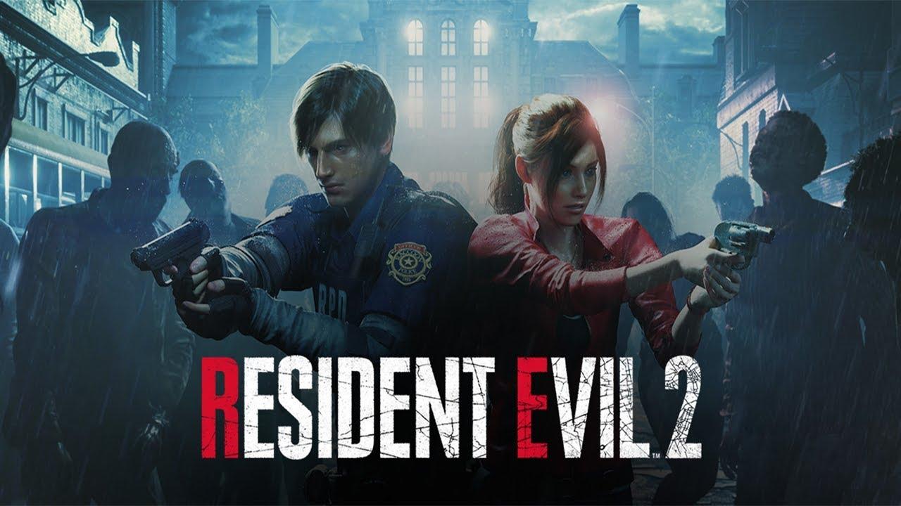 Resident Evil 2 Remake Full Original Soundtrack Ost Youtube