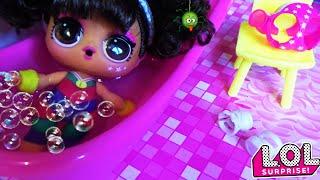 Мультики с куклами ЛОЛ сюрприз Пупси и семейка ЛОЛ смешные серии сборник|lol surprise dolls