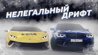 Huracan Vs BMW M5. ТО на Lamborghini за 400 ТЫСЯЧ