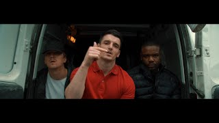 Смотреть клип Morrisson Ft. Bando Kay X Double Lz X Burner X V9 X Snap Capone - Shots | Remix