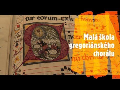 Malá škola Gregoriánského Chorálu XXXIII - Tonus Peregrinus
