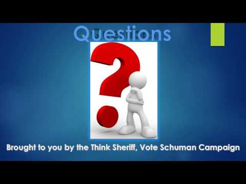 Meet & Greet Dave Schuman, WRITE IN Candidate for Boundary County Sheriff