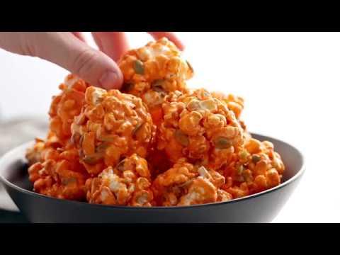 Pumpkin-Spice-Popcorn-Balls