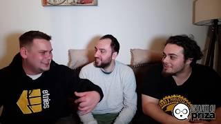 Codrin și Echo ( despre totul și nimic ) - Discuții cu Priză