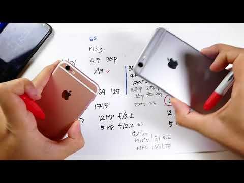 รีวิว iphone 6s plus ปี 2018 น่าซื้อไหมเทียบแอนดรอย