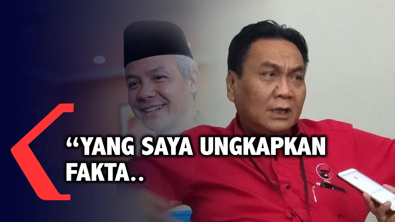 Ganjar Mengakui Tak Ada Masalah dengan Puan, ini Kata Bambang Pacul..