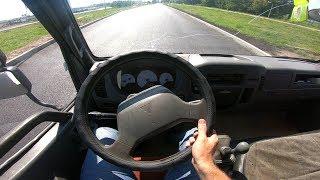 2013 Foton Ollin Pov Test Drive