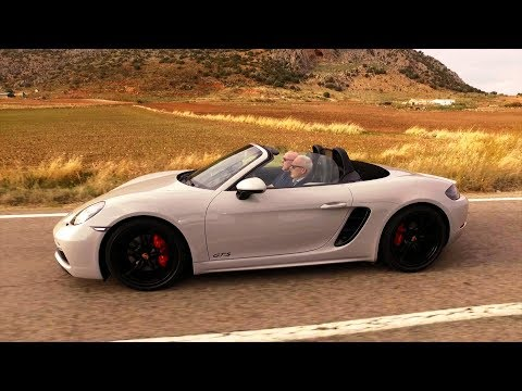 "Porsche 718 GTS - Boxster und Cayman - ""Old 911 or new 718 ?"""