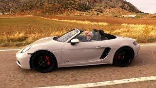 "Porsche 718 GTS - Boxster und Cayman - ""Old 911 or new 718 ?"""