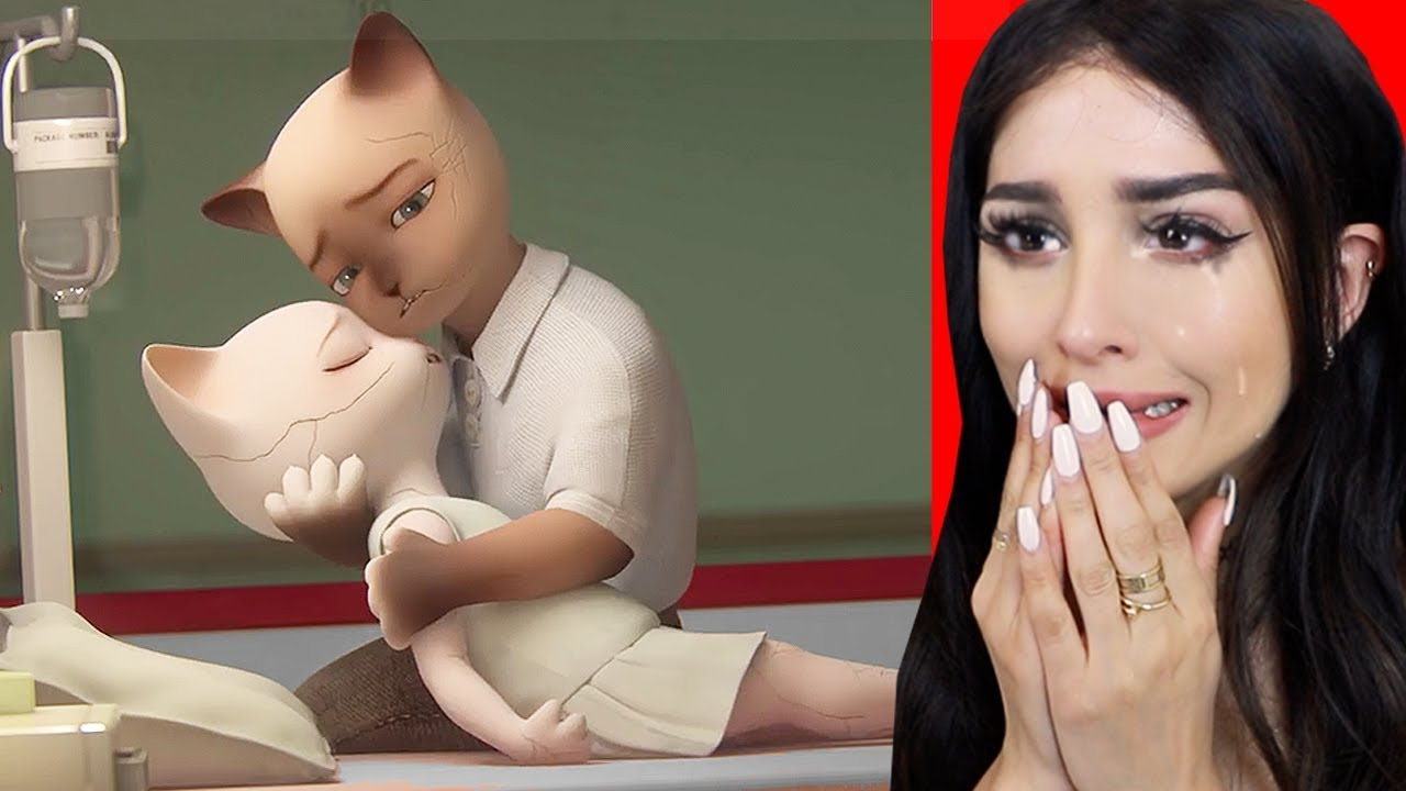 Download Reacting to the SADDEST Animations (TRY NOT TO CRY)