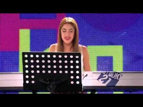 Violetta - Vilu sings