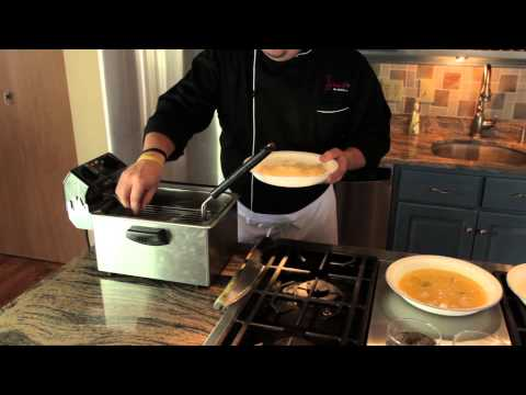 How to Make Breaded, Fried Flounder : Making Meals Delicious - cookingguide  - IWvsETaC2Rs -