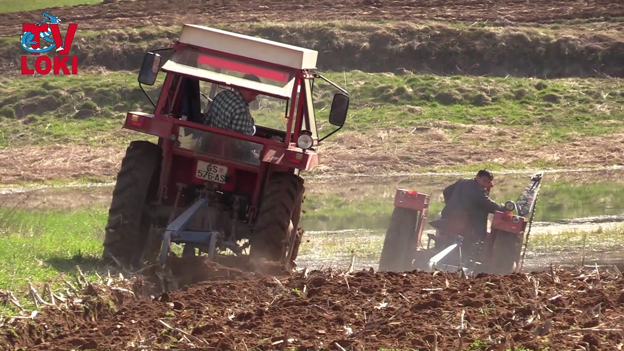 Tractor IMT 542 vs IMT 533 part 3