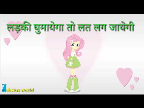   Shuddh desi romance  👊👊 Best love status video with hindi lyrics...by status world