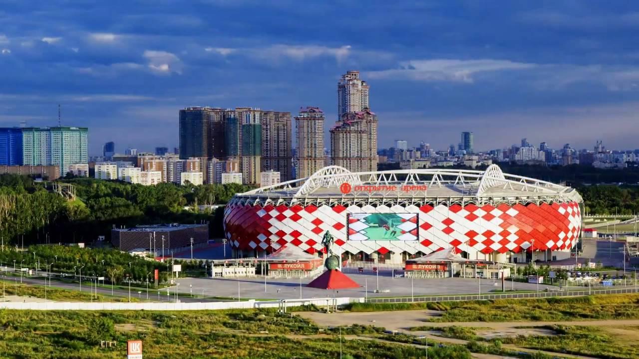 Kết quả hình ảnh cho spartak moscow stadium