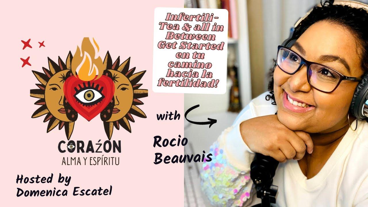 Rocio  Beauvais   Corazon Alma Espiritu   Summer Speaker Series