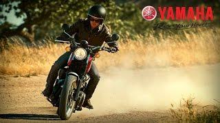 Yamaha's SCR950 - Pure Riding Enjoyment