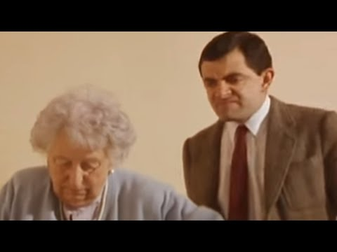 Taking the Stairs | Mr. Bean Official