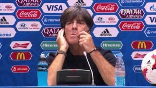 GER v MEX - Joachim Loew - Germany Post-Match Press Conference