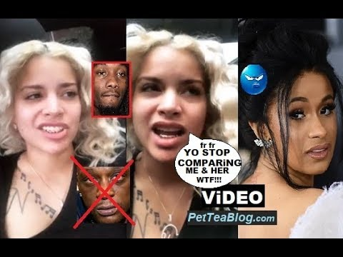 Offset Baby Mama says Stop Disrespecting Cardi B Dont Look Better than her, Lil Boosie NOT her Man 👀 Mp3