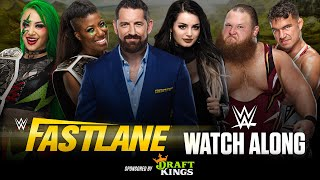 Live WWE Fastlane 2021 Watch Along