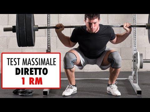 TEST CALCOLO MASSIMALE DIRETTO - Come si fa?